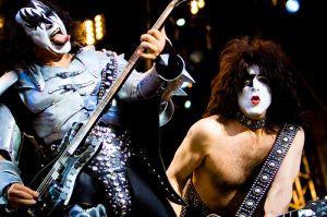 Kiss - Rockfoto - Foto: Annika Berglund