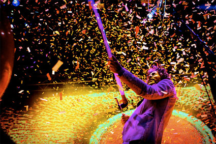 The Flaming Lips (Foto: Annika Berglund/Rockfoto)