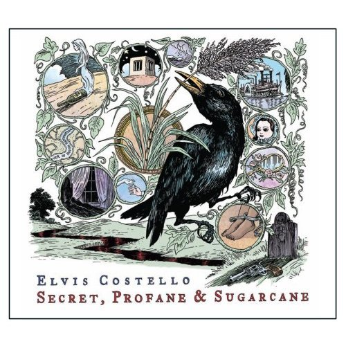 Elvis Costello: Secret, Profane & Sugarcane