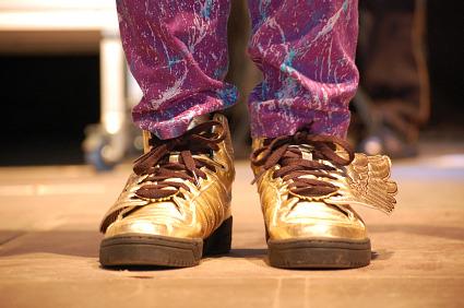 santigolden shoes