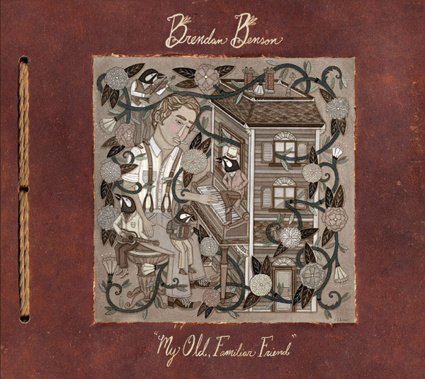 Brendan Benson: My Old Familiar Friend