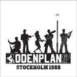 Mange Schmidt: Stockholm, Odenplan, 1988