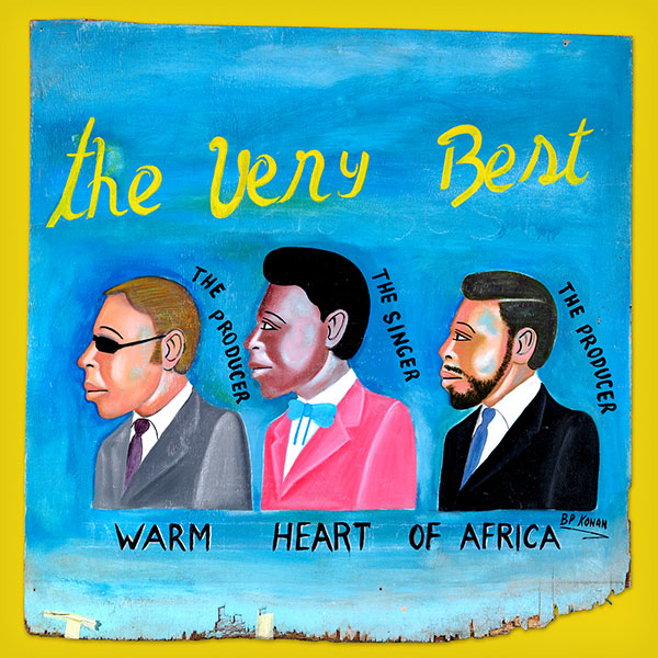 The Very Best: Warm Heart of Africa