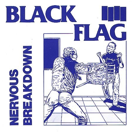 Black Flag: Nervous Breakdown EP