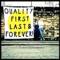 Trevor Moss & Hannah-Lou: Quality First, Last & Forever