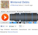 of Montreal: Wintered Debts