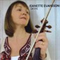 Jeanette Evansson: Sikvik