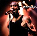 D'Angelo & Soultronics: Live på Cirkus i Stockholm 8 juli 2000