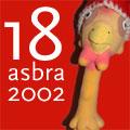 Samling: 18 asbra låtar 2002