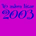 Samling: 16 asbra låtar 2003
